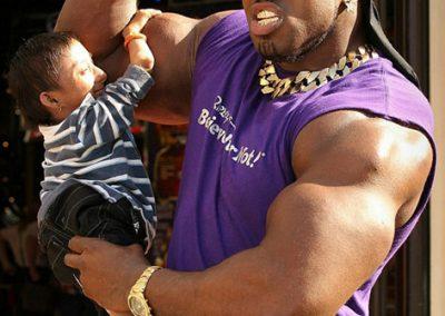 Tiny Iron – Britain's Biggest Biceps